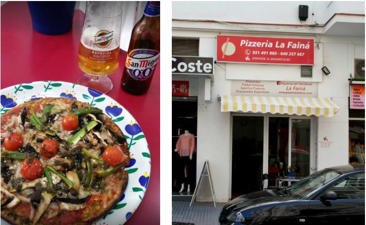Best vegan restaurants in Malaga