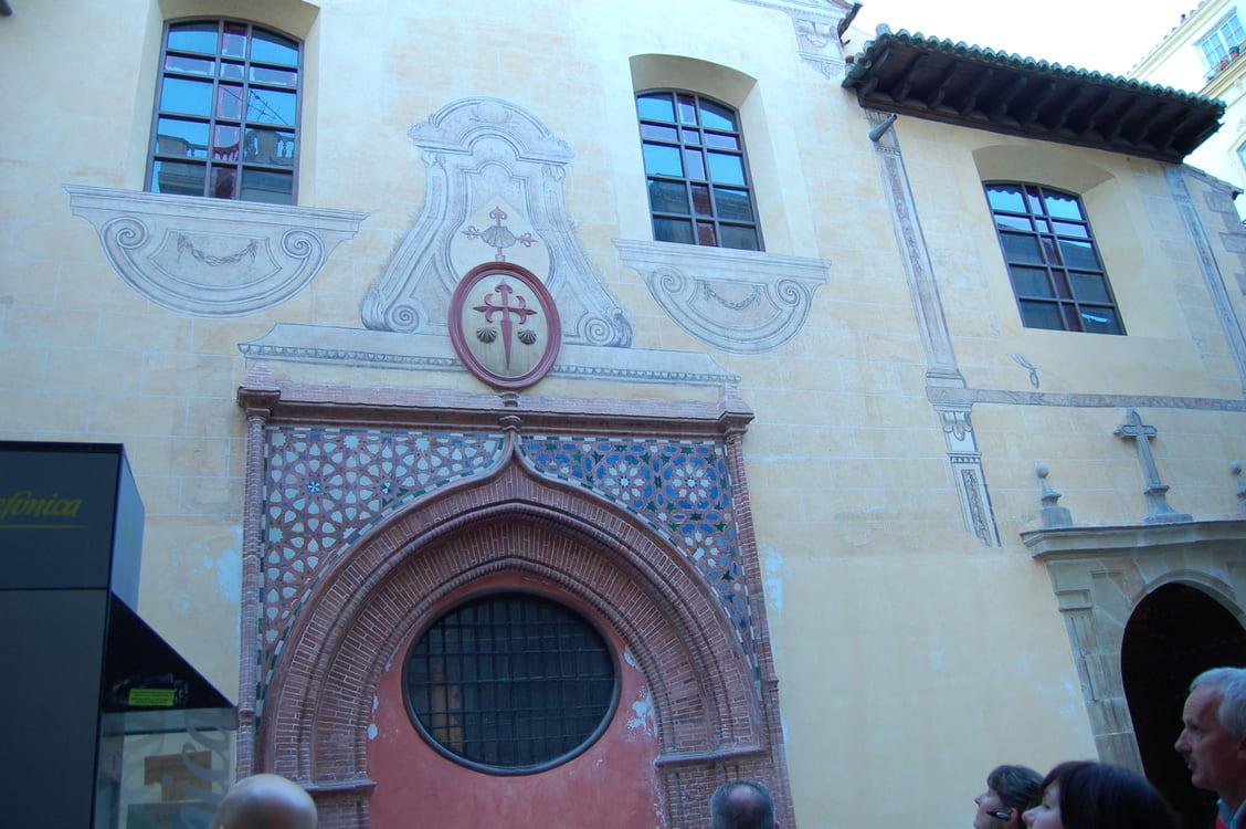 ventana de la iglesia de santiago