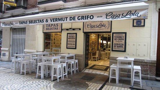 Malaga Restaurants
