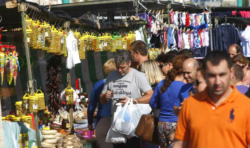Markets in Malaga
