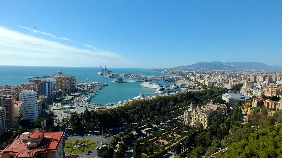 4 most panoramic views in Malaga