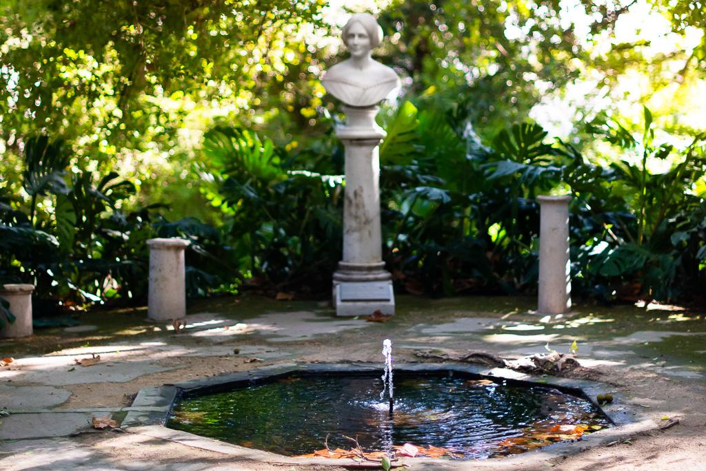 Amalia Heredia Livermore Botanical Garden Malaga