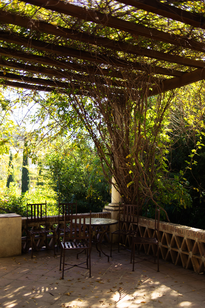 Historical Botanical Garden Malaga