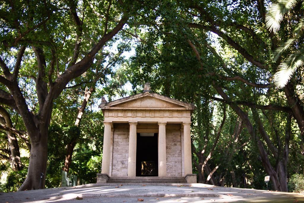 Loring Museum Botanical Garden Malaga