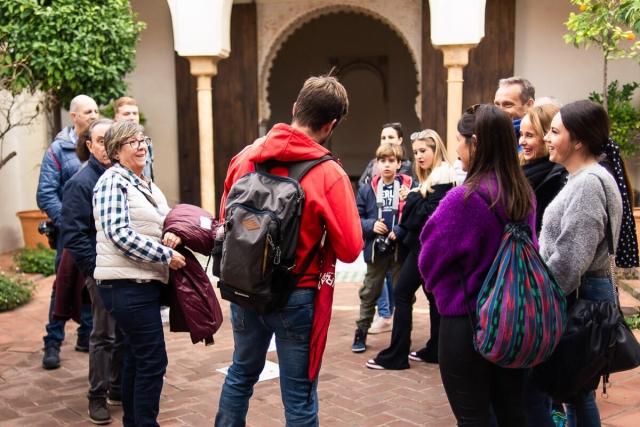 Alcazaba tour Malaga Adventures