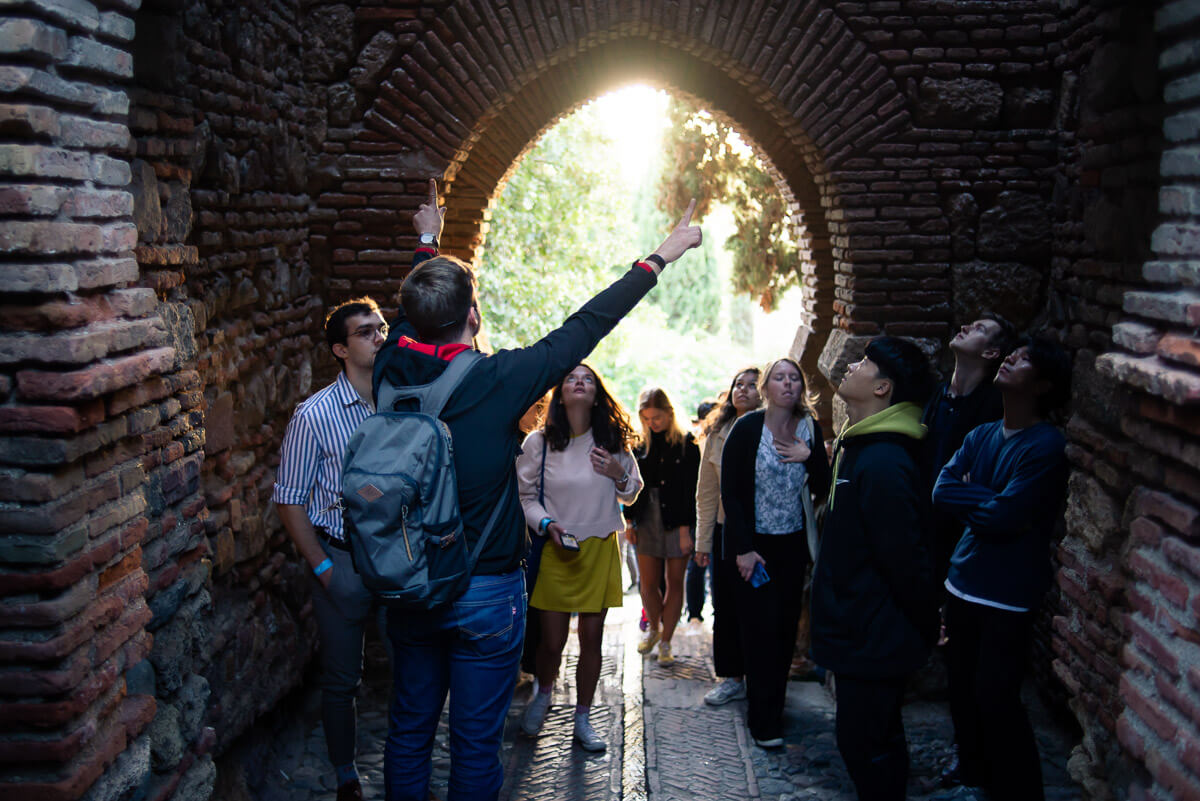 Alcazaba tour Malaga