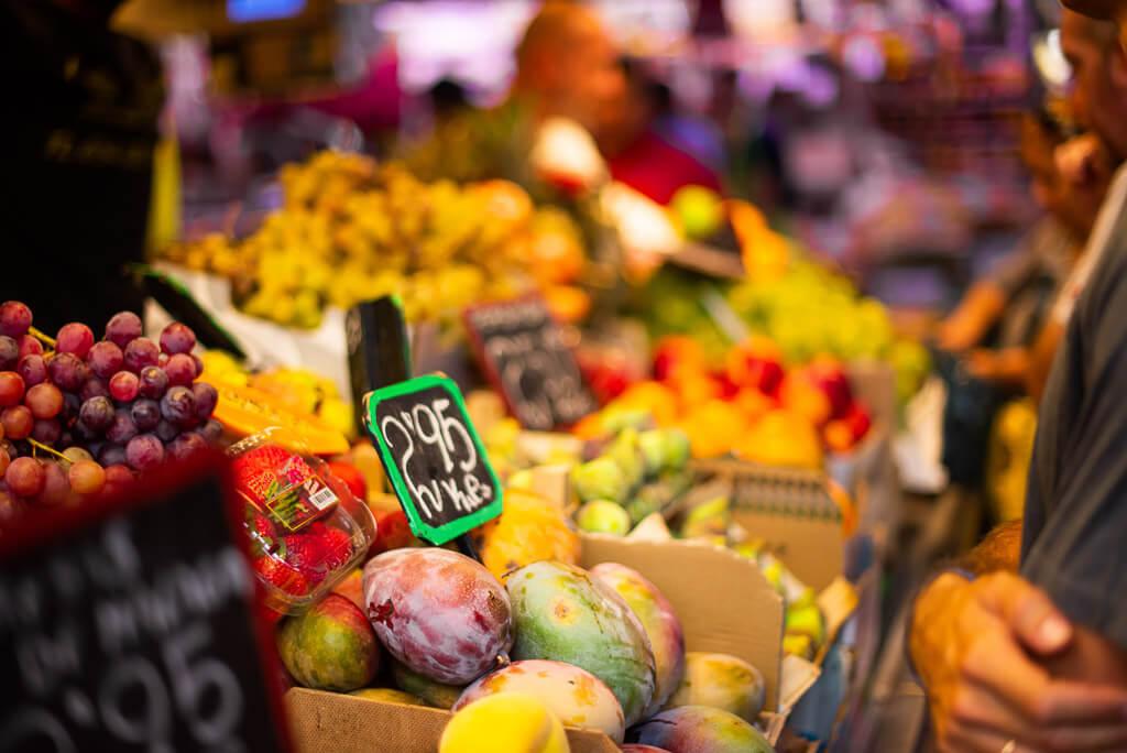 top Markets in Malaga