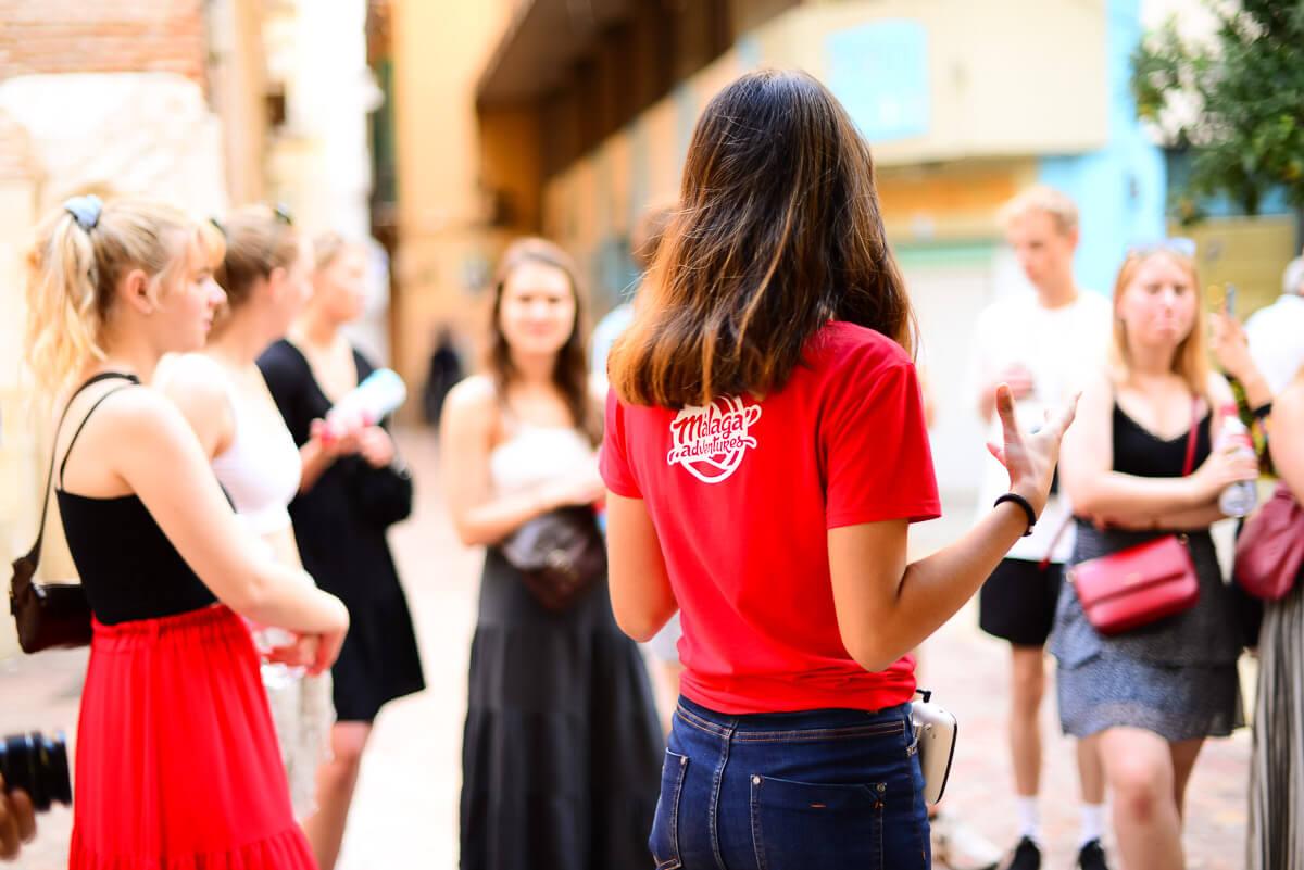 Free tour Malaga Adventures