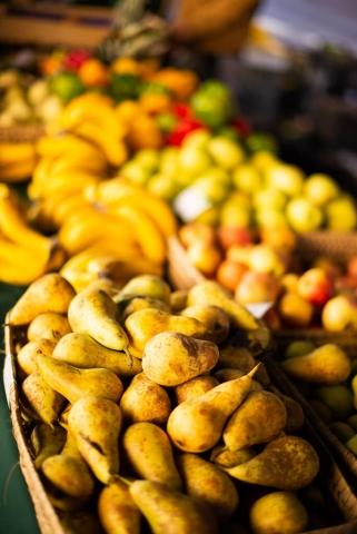 Guadalhorce organic market