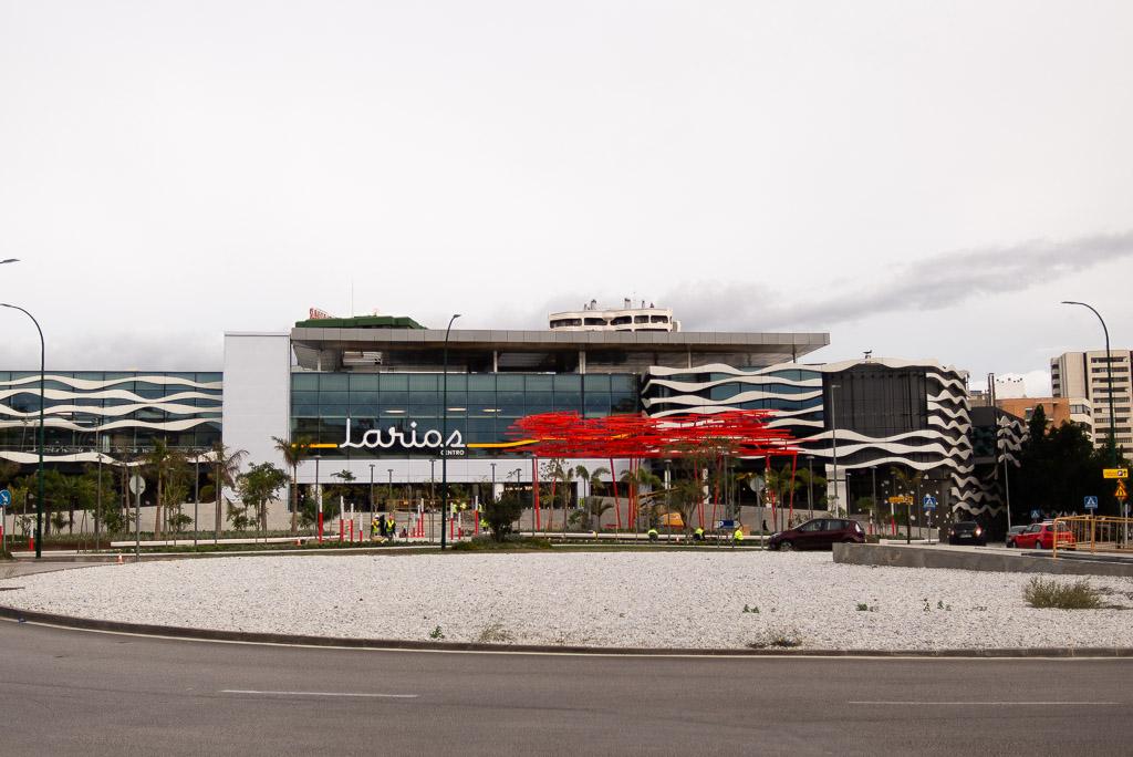 Larios centro commercial Malaga