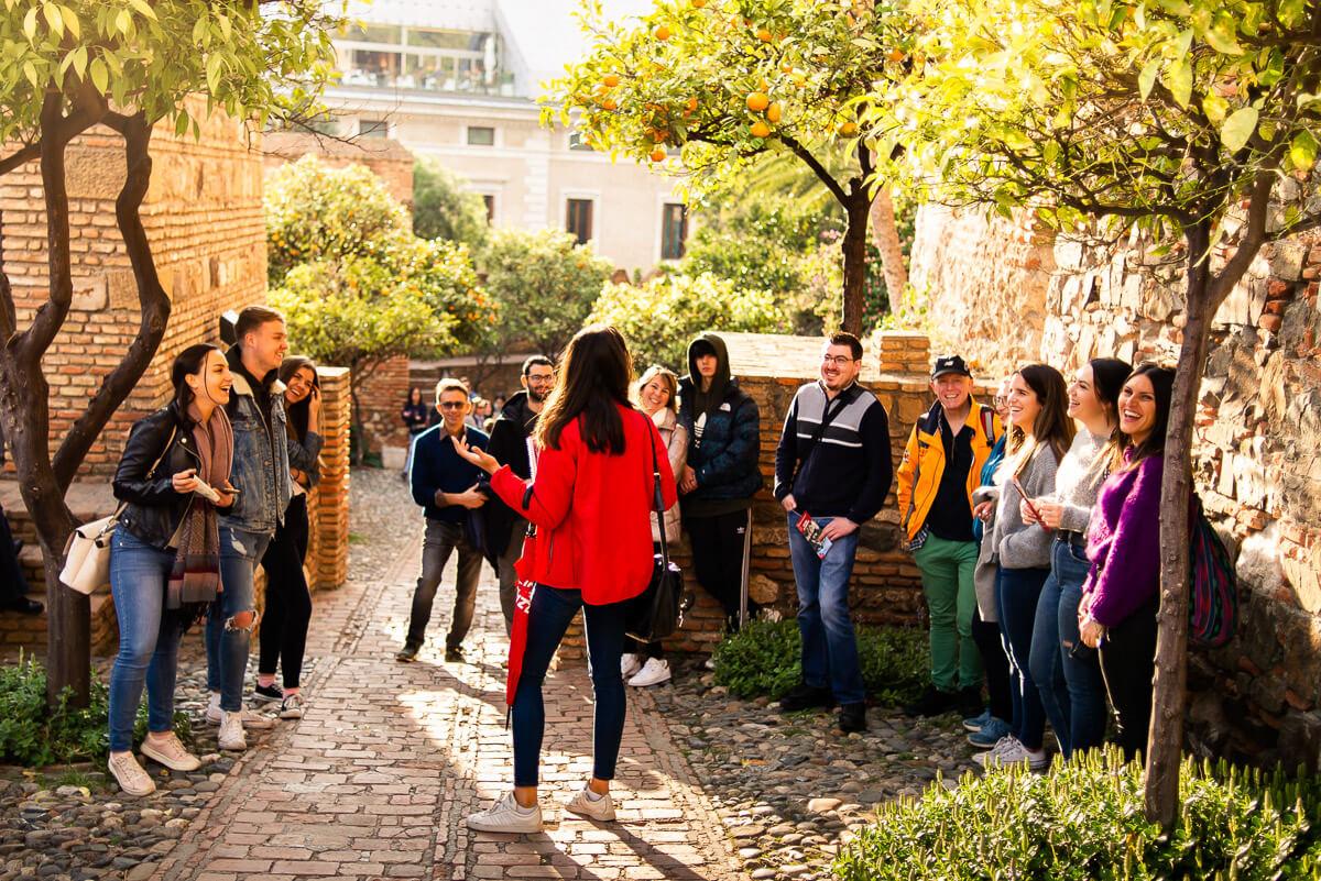 Malaga Adventures Alcazaba tour