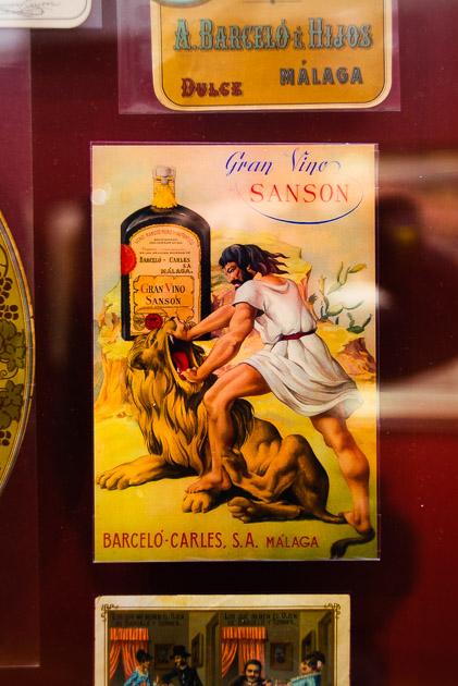 Museo del vino Malaga