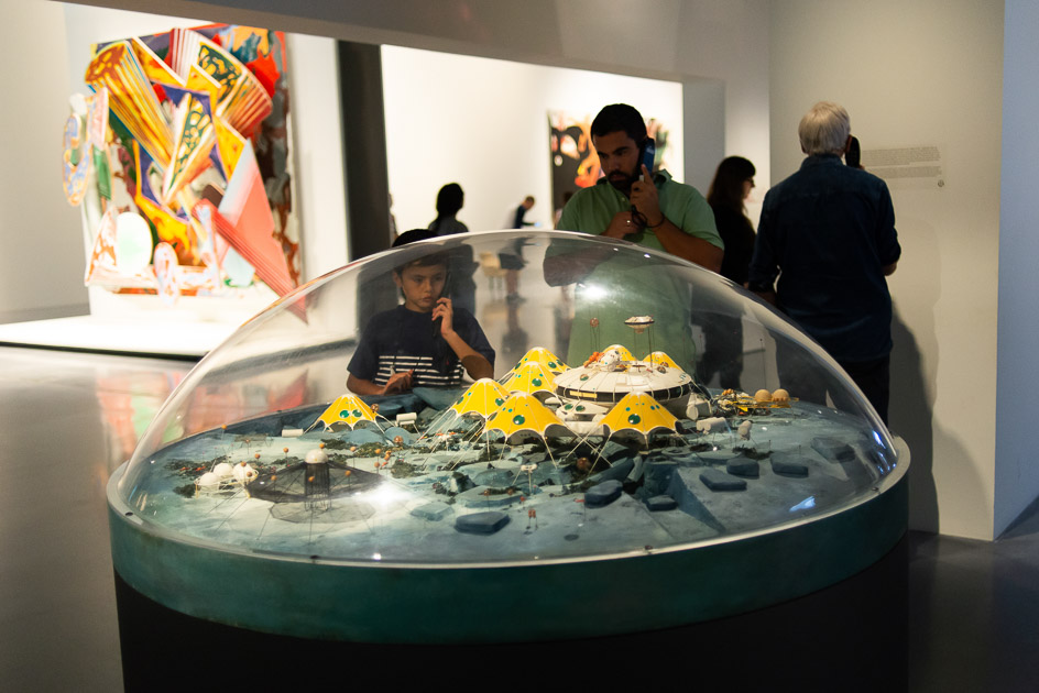 Art Gallery Malaga Centre Pompidou