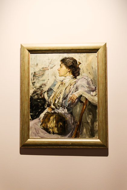 Collection de museo ruso