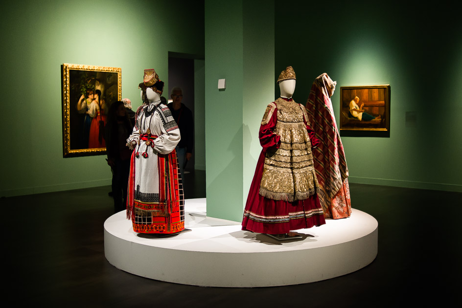 collection ruso Malaga