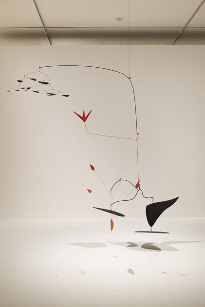 Calder-Picasso exhibition Malaga