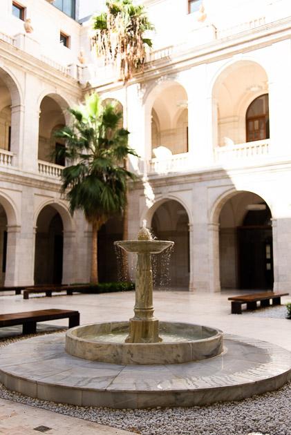 Palacio de Aduana Malaga