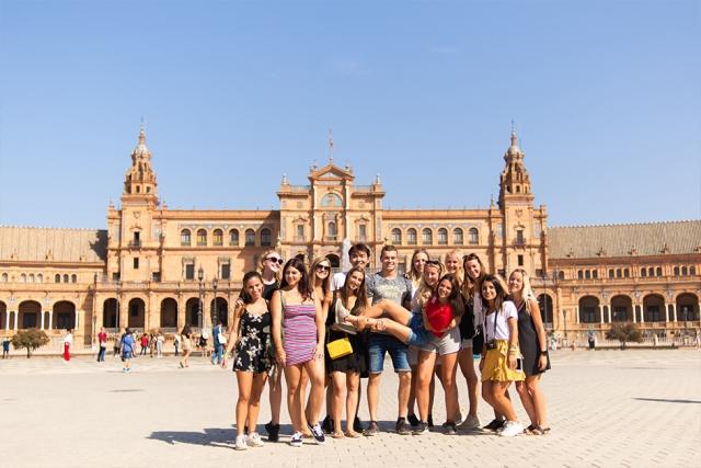 Malaga to Seville tour