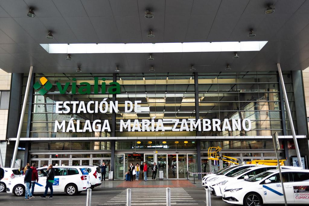 Vialia shopping center Malaga