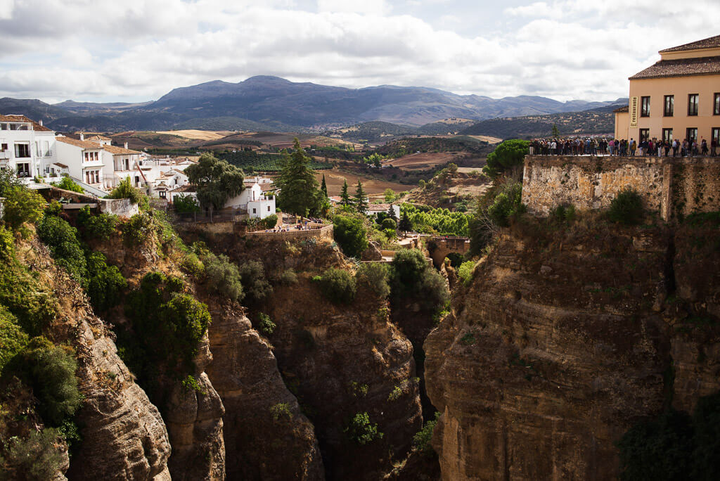 towns near Malaga
