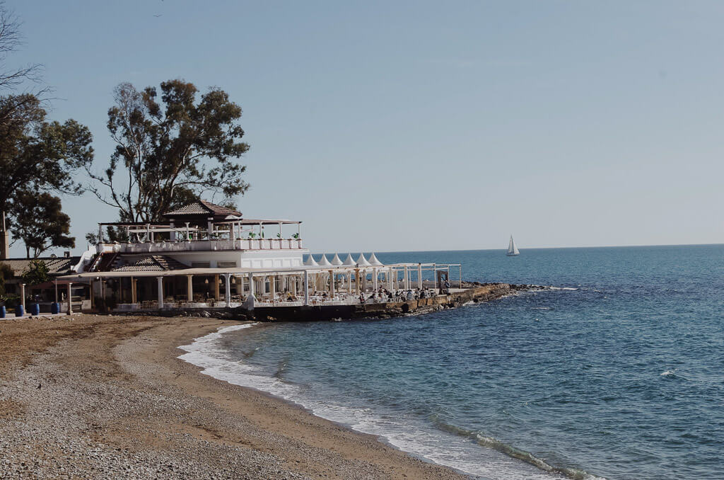 El Baneario restaurant Malaga