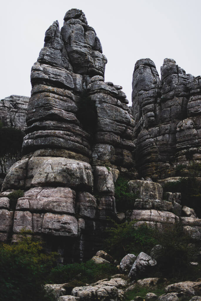 karst landscape el torcal