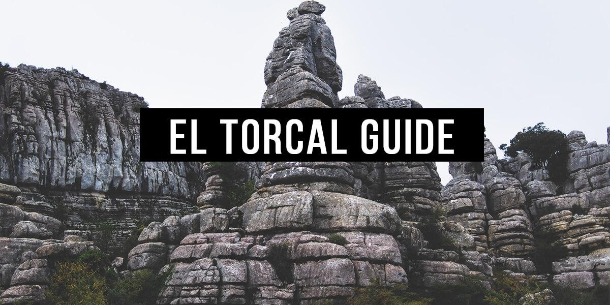 El torcal de Antequera guide