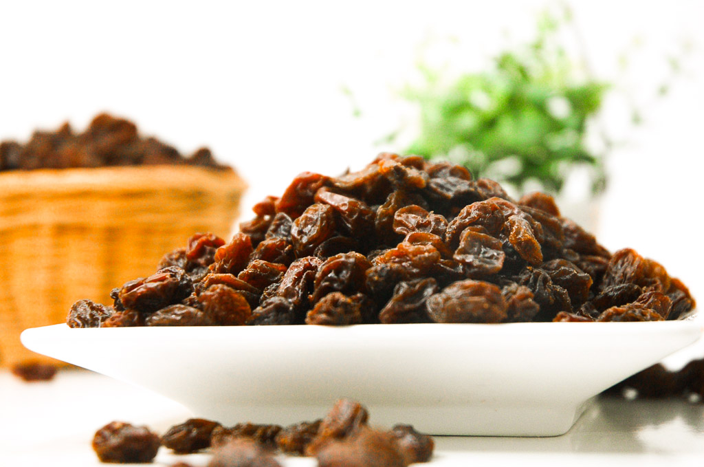 Axarquía raisins local products from Malaga