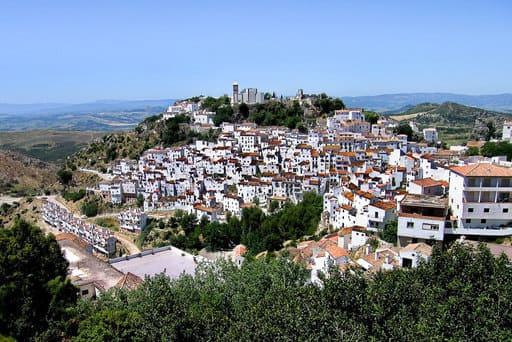 towns close to malaga