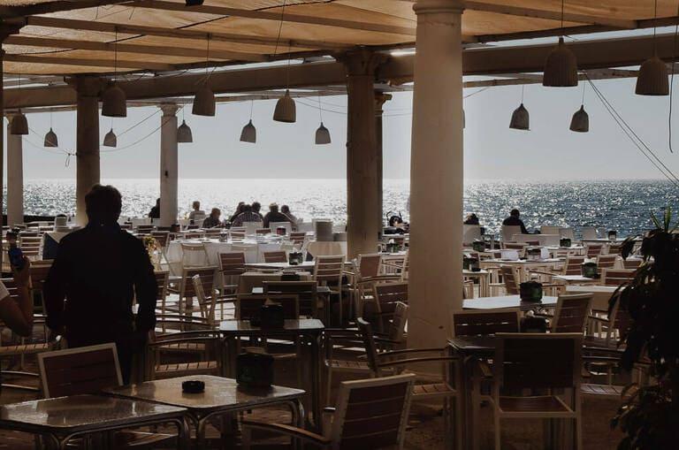 restaurante balneario