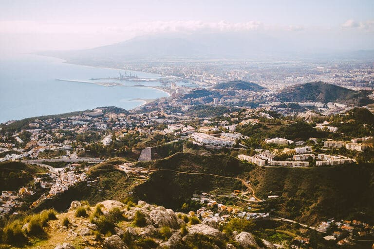 views monte san anton