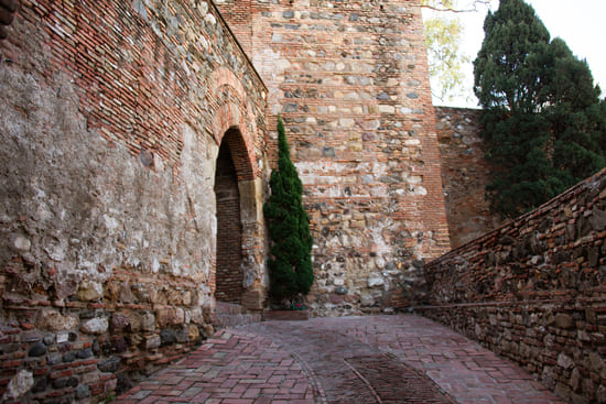why is important the Alcazaba?