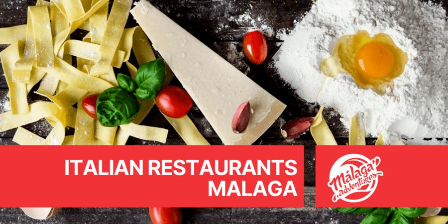 best italian restaurants malaga