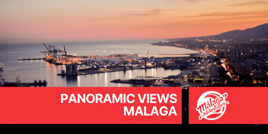 panoramic views in malaga