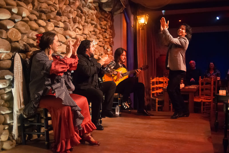 flamenco is a synthesis of how many cultures