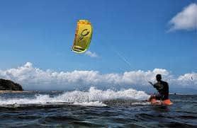 wind surf malaga