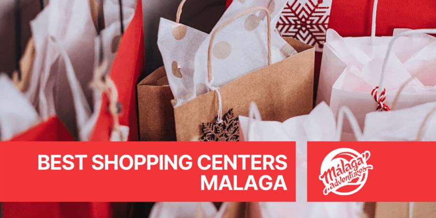 shopping centers malaga