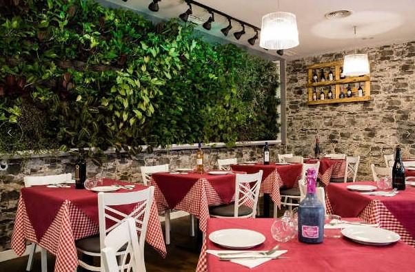 italian restaurant near malaga